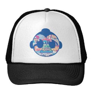 Comic Face Trucker Hats