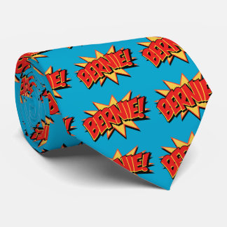 Comic Geeks 4 Bernie Tie