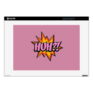 """Comic Girl Decals For 15"""" Laptops"""