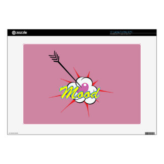 Comic Girl Decals For Laptops