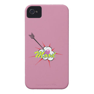 Comic Girl iPhone 4 Cover