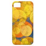 COMIC GOLDEN BUBBLES iPhone 5 Case-Mate Case