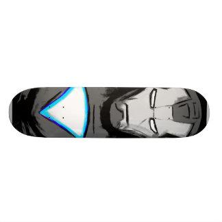 Comic hero skateboard
