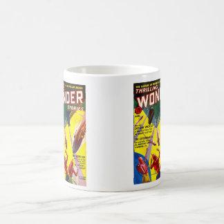 comic invasion coffee mug