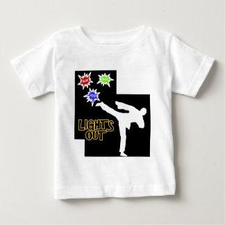 Comic Kick Baby T-Shirt