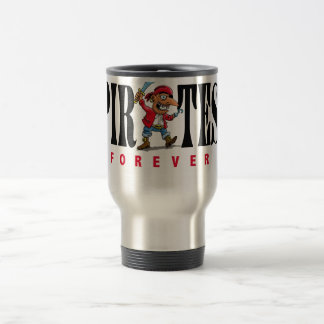 comic pirate - pirates more forever travel mug
