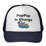 Comic PopPop, PopPop In Charge Trucker Hat