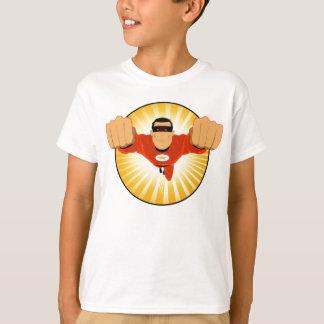 Comic Power Superhero T-Shirt
