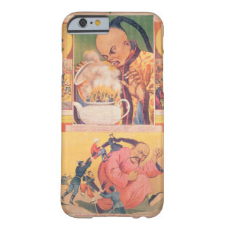 Comic Russian satirizing the Europeans in C iPhone 6 Case