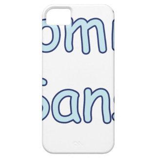 comic sans iPhone 5 case