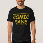 Comic Sans T Shirt