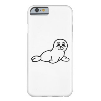 Comic seal barely there iPhone 6 case