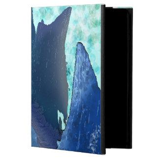 Comic - shade Woogy - Padbook iPad Air Cases
