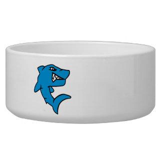 Comic shark bowl