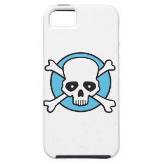 comic skull iPhone SE/5/5s case
