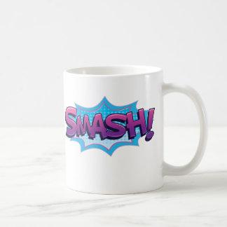 Comic Smash! Coffee Mug