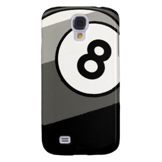 Comic Style 8 Ball Samsung Galaxy S4 Cover
