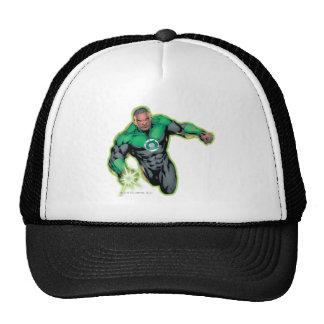 Comic Style - Green Lantern Mesh Hats