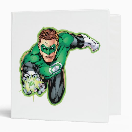 Comic Style - Ring in front 3 Ring Binder