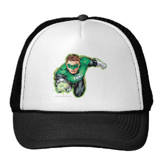Comic Style - Ring in front Trucker Hats