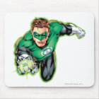 Comic Style - Ring in front Mouse Pad