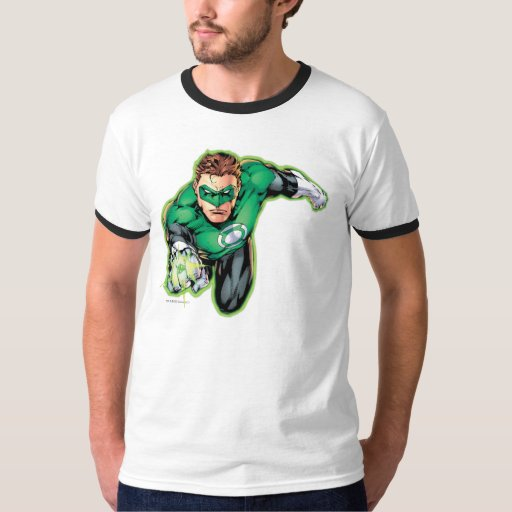 Comic Style - Ring in front Tee Shirt