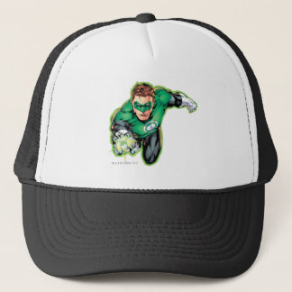 Comic Style - Ring in front Trucker Hat