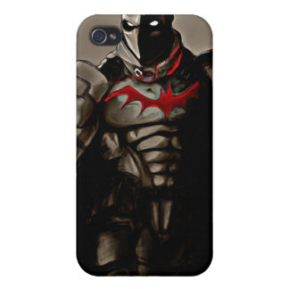 Comic Super Hero Cover For iPhone 4
