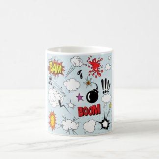 Comic Symbols Mug