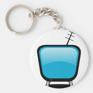 Comic TV Keychain