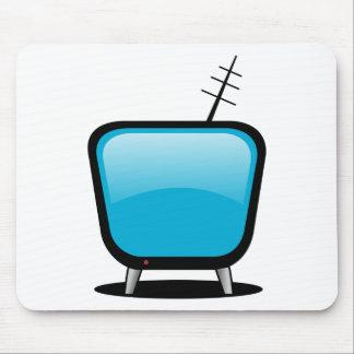 Comic TV Mouse Pad