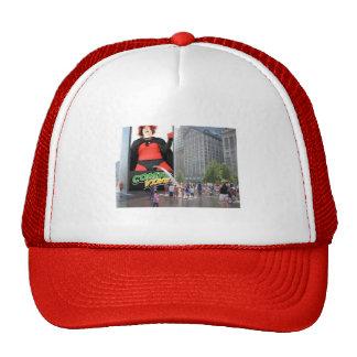 Comic Vine Refreshing hat