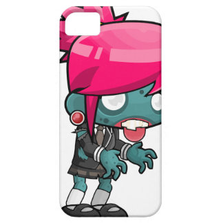 Comic Woman Zombie iPhone SE/5/5s Case