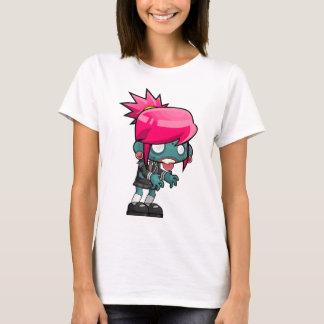 Comic Woman Zombie T-Shirt