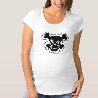 Comic Women's Maternity T-Shirt, Eggshell Maternity T-Shirt