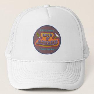 COMICAL BALL CAP