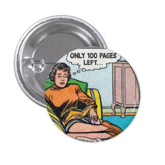 COMICAL Button | 100 Pages Left