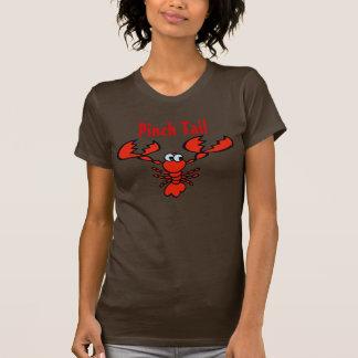 Comical Crawfish Pinch Tail T-Shirt