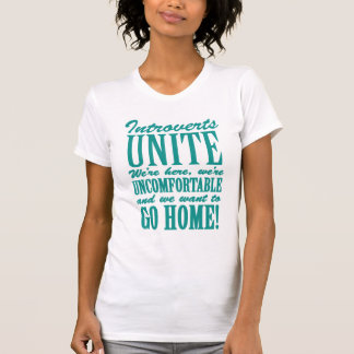 Comical Introvert Introversion T-Shirt