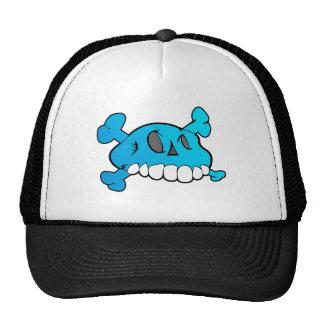 Comical Skull Trucker Hat