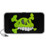Comical Skull PC Speakers