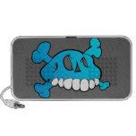 Comical Skull Travel Speaker
