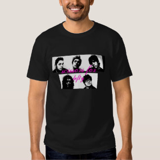 Comicbook Faces T-Shirt