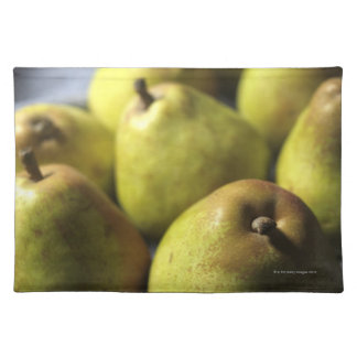 Comice Pears Placemat