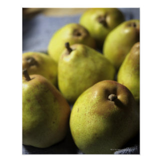 Comice Pears Posters