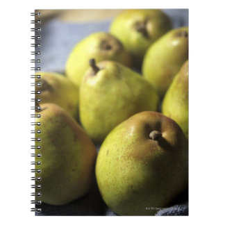 Comice Pears Spiral Notebook