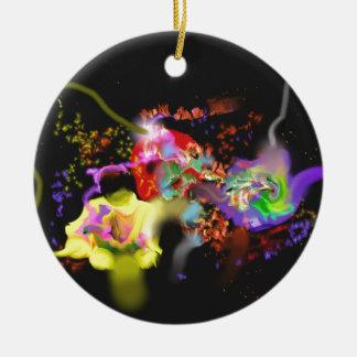 """""""Cómico ornamento del círculo de los errores"""" Ornaments Para Arbol De Navidad"""