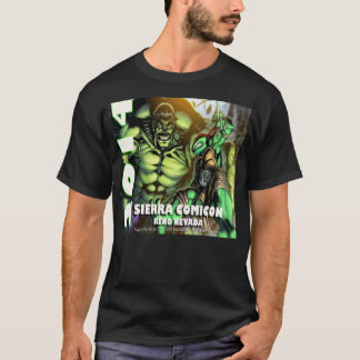 comicon art 1 blk t shirt