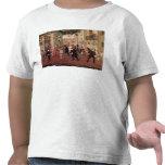 Cómicos italianos y franceses camiseta