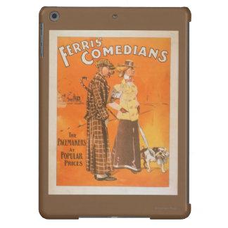 """Cómicos """"marcapasos de Ferris en los precios Carcasa iPad Air"""